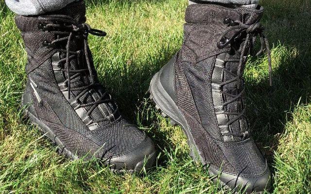 泰尼卡防寒保暖靴体验:谁说功能不能和时尚搭边