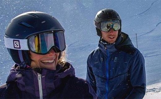 萨洛蒙Electrolite滑雪镜:多层覆膜防水防雾,PC材质超强韧性