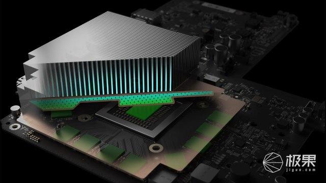 微软(Microsoft)XboxOneX游戏主机