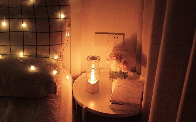 模仿蜡烛的小夜灯,智能安眠还能营造情趣感 — 小米Yeelight智能烛光氛围灯体验