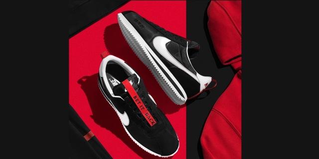 "Nike x TDE全新联名,这个""该死的""系列终于发售了!"