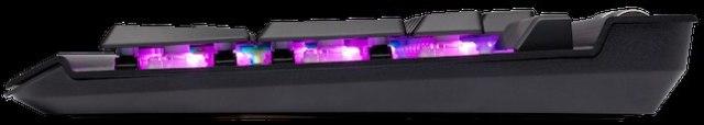 海盗船K70短轴机械键盘:输入更轻松,内置防误触