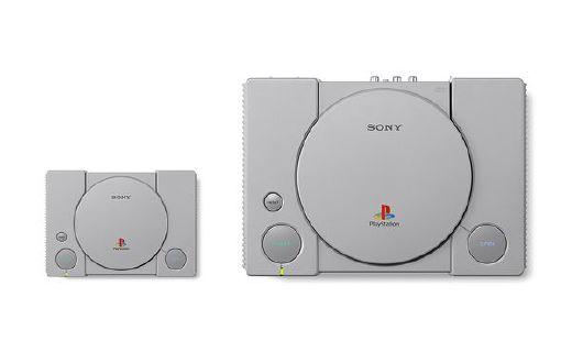 索尼推出小号版 PlayStation,内置20款游戏只卖700块