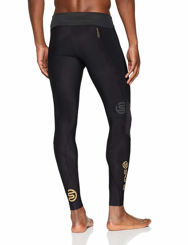 思金斯(Skins)男款A400长紧身裤