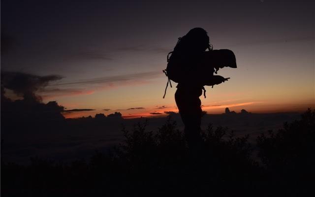 穹顶之下——Osprey 苍穹反重力重装包