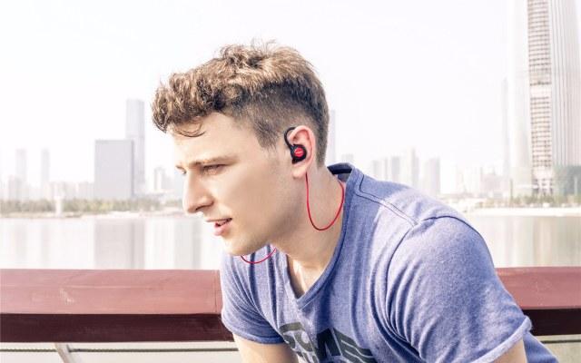 咕咚×1MORE iBFree 2智能运动蓝牙耳机