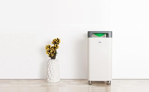 超强除霾空气净化器, 6分钟搞定30㎡客厅!