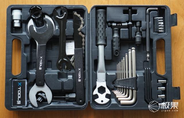 X-Tools均码套装自行车维修工具