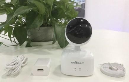 Ebitcam智能摄像机开箱操作及评测