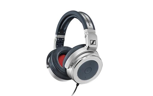 森海塞尔头戴式耳机:金属材质质感优秀,森海经典调音风格