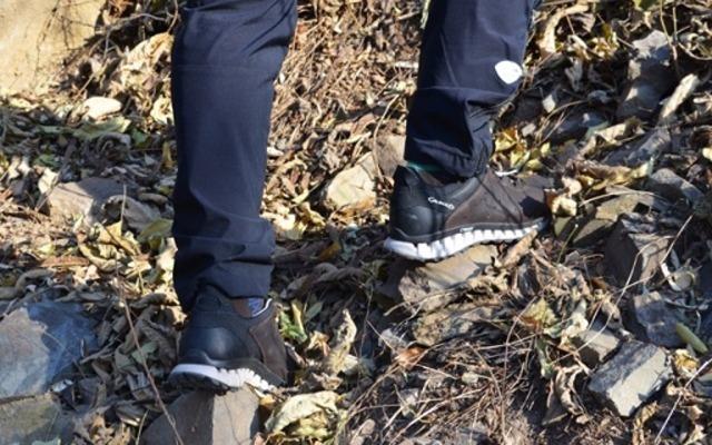 黑科技行走系统,超强缓震,无惧户外全地形 — AKU GTX 防水户外轻便徒步鞋体验 | 视频