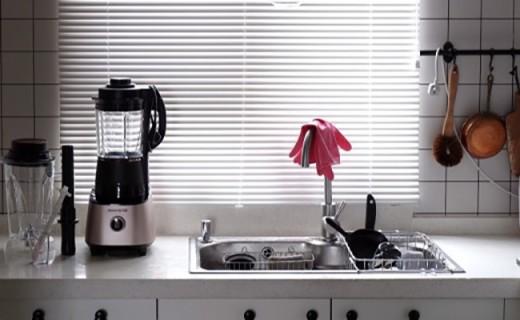 十万的厨房白装了,一台破壁机就能做大餐
