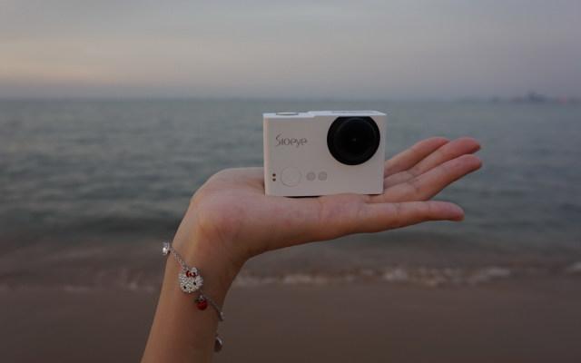 掌心里的超级相机,网红直播必用利器,这就是Sioeye Blink