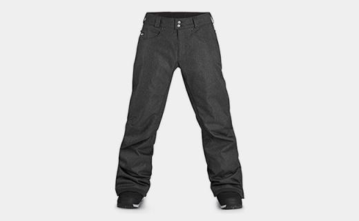 Dakine Switchback滑雪裤:防水牛津布面,通风设计不闷热