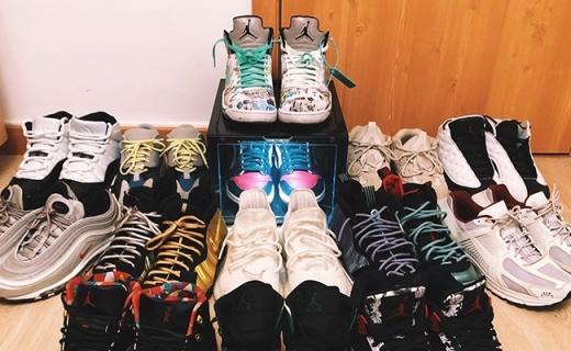 鞋控患者的炫耀空间,传说级限量潮鞋都这里——shoekong功能鞋盒