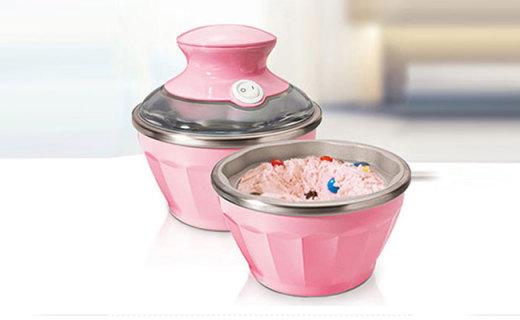 Hamilton Beach冰淇淋机:健康美味只要8分钟,不沾可拆易清洁