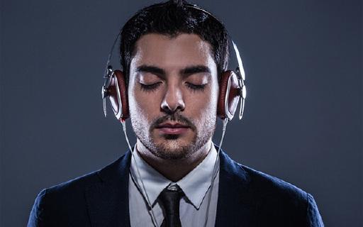 摩仕Avanti头戴式耳机: 40mm钕磁单元音色温暖,附赠煲耳机App