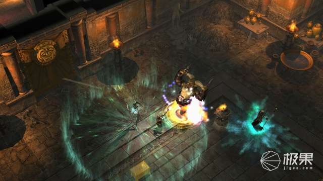 NordicGames泰坦之旅:10周年版游戏