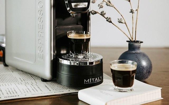 MITALY胶囊咖啡机体验,你的专属家庭咖啡馆 | 视频