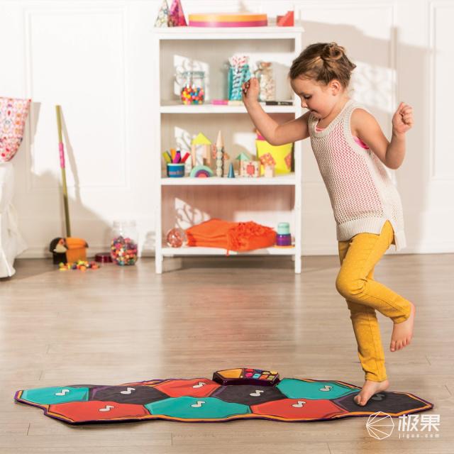 B.toys3-10岁音乐跳舞毯