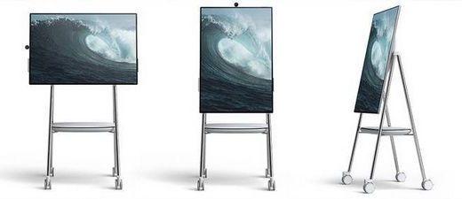 微软Surface Hub 2 数字白板:触控手写,多屏联动