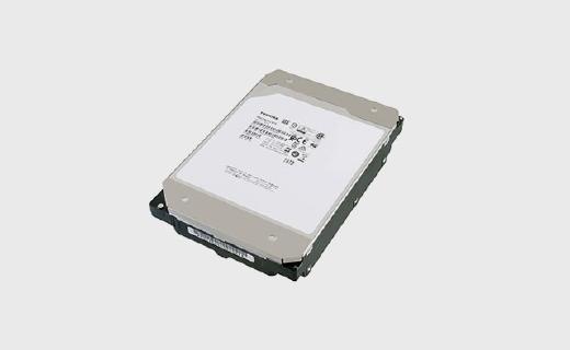 追击西数!东芝发布全球首款9碟14TB充氦机械硬盘
