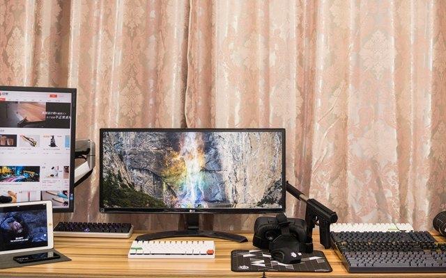 给桌面增加逼格! 乐歌D7 A显示器支架