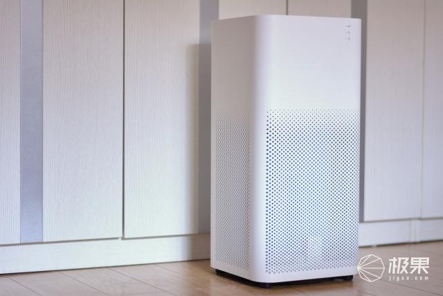 小米(MI)二代空气净化器