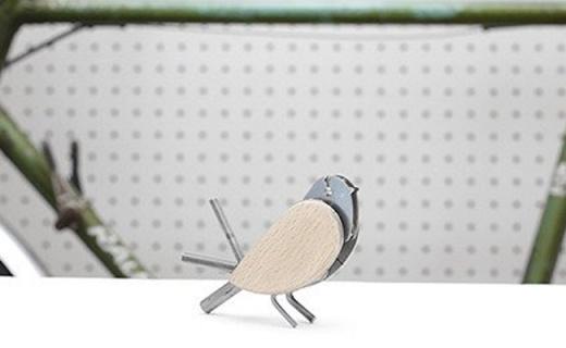 六合一多功能骑行工具,小鸟造型超萌