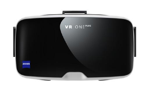 蔡司VR One Plus,超宽视野锐利图像