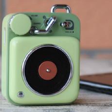猫王又一款致敬经典的作品,猫王·原子唱机B612开箱体验