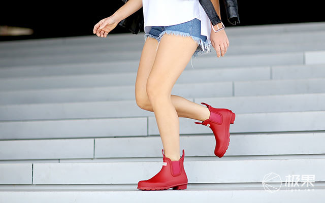 HunterBootsOriginal系列Chelsea经典短雨靴