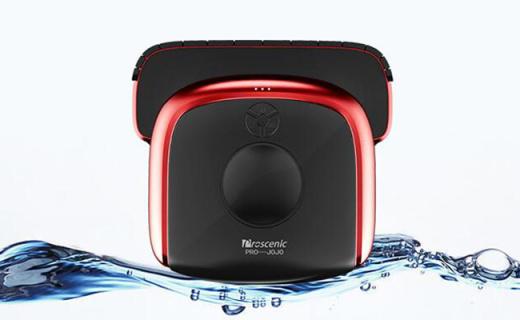 浦桑尼克JOJO-T1扫地机器人:自动规划清扫全覆盖,干湿两用超静音