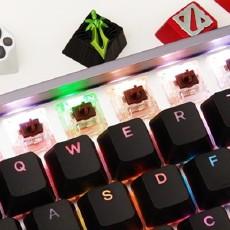 给键盘添点儿乐趣,IQUNIX F60 RGB 蓝牙双模 & ZOMO金属系列体验