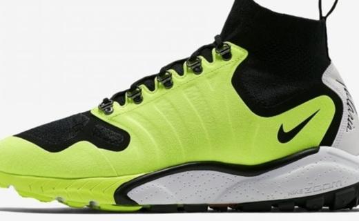 耐克男子复古跑鞋:高端限量概念款,勒布朗詹姆斯上脚