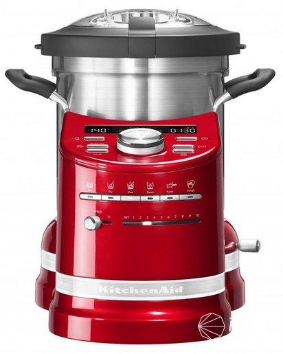 惠而浦参展CES,推出智能厨房一体机,支持自动化烹饪