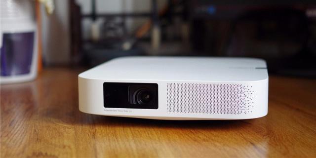 百吋画面视界头等舱,极米Z6让电视黯然下岗 — 极米Z6投影仪体验