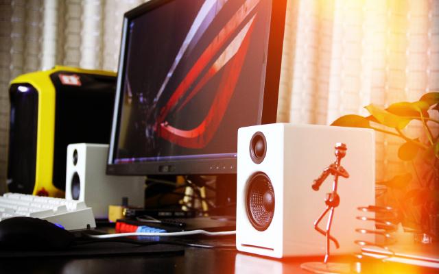声擎A2+桌面音箱体验:小改变即享HiFi级视听感受