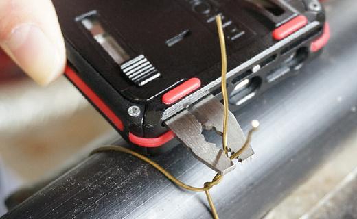 手机壳界的瑞士军刀,22种功能顶个工具箱