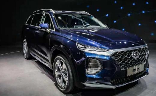 """广州车展:现代爆款SUV新车发布!夸张""""大嘴""""更凶狠,首配最实用安全装置!"""