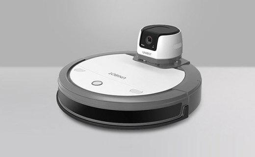 科沃斯UNIBOT管家机器人:不只是清洁,还有监控存档和陪伴