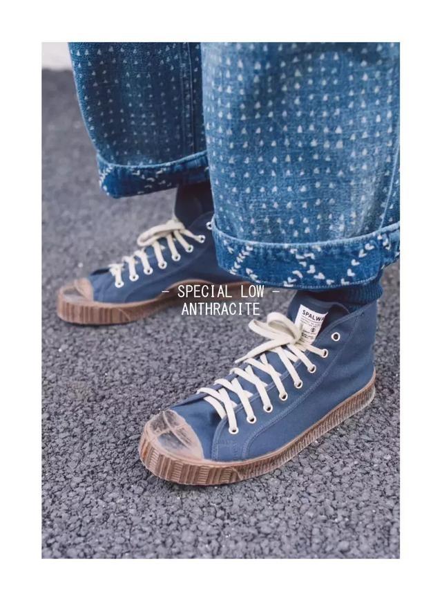 夏日必备の小众帆布鞋,时尚又百搭狂甩匡威Vans几条街
