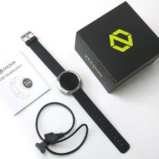迅智T90智能手环:随身携带的血压血氧监测仪