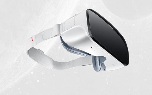 华为VR眼镜,内置陀螺仪,戴上不眩晕