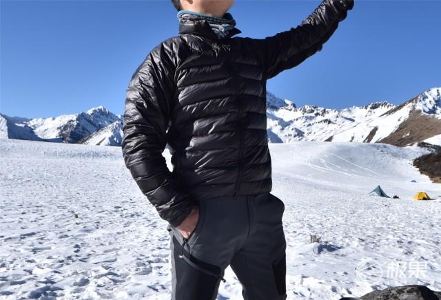 寒意来袭,牛逼的防风强悍的保暖——WestcombCayoosh羽绒服