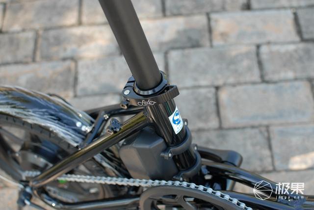 续航持久易折叠,通勤刷街无压力,FIIDO电动自行车评测