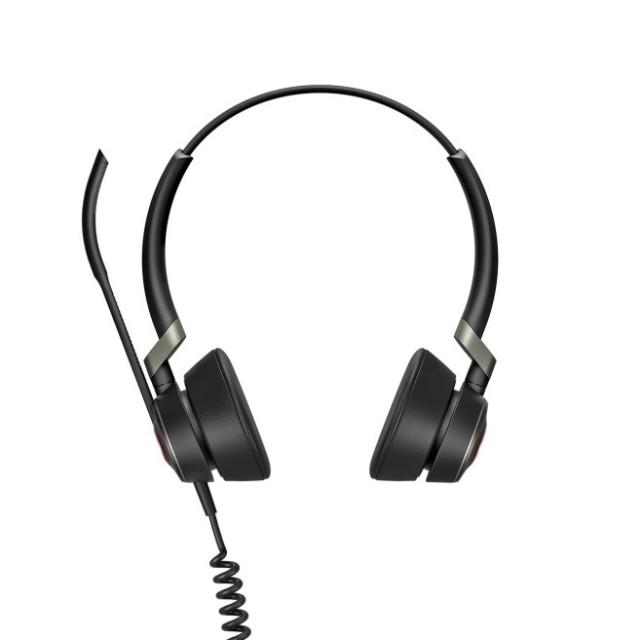 拯救客服小姐姐!Jabra數字化耳麥發布:內置芯片通話更穩定