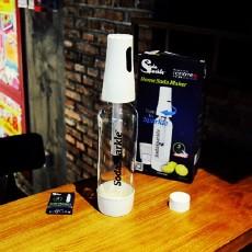 北欧欧慕气泡水机体验,亲自打造出专属健康饮品