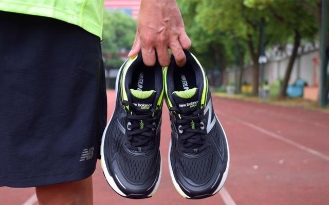 新百伦 860跑鞋体验,长距离跑步利器,缓震耐磨脚感舒适