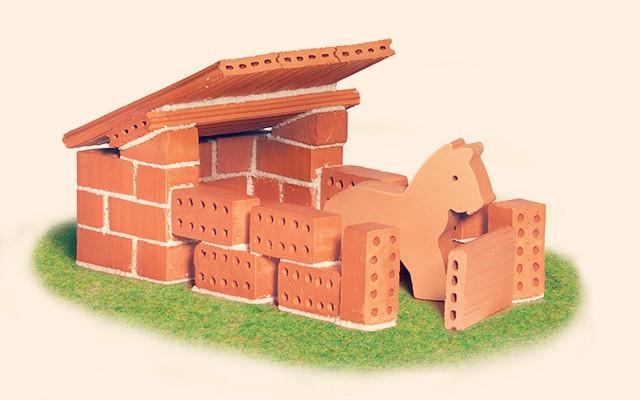 还玩什么积木?这玩具能教你盖真房子 — Teifoc 建筑大师教育套装上手体验 | 视频